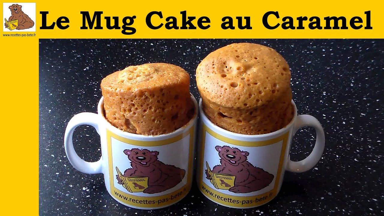 Mug Cake Facile Et Rapide