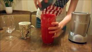 Свекольный смузи побеждает сок из свеклы!