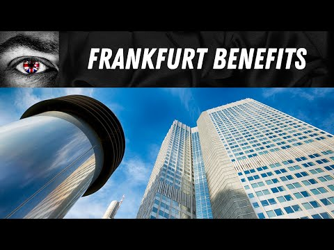 How Frankfurt benefits from Brexit