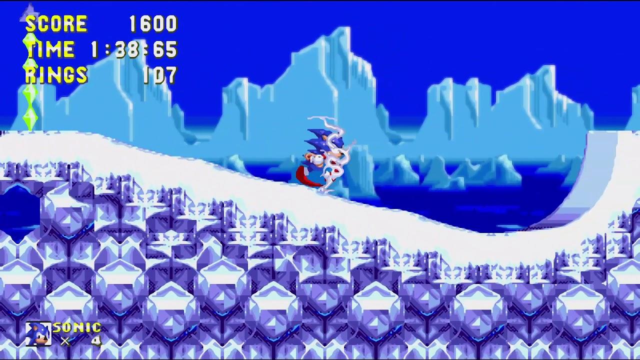 Sonic 3 A I R  - SAGE 2018 Demo | Sonic Fan Games HQ