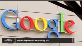 Google Files Patent for Smart Teddy Bear