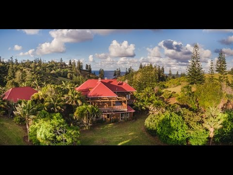 "Tintoela: Norfolk Island's Luxury Retreat ""Come Feel Her Enchantment"""