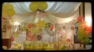 Butterfly Theme Birthday Party