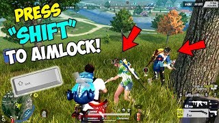 "Press ""Shift"" to kill! Rules of Survival"