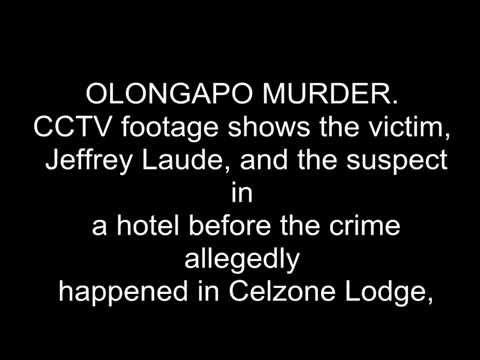 Jeffrey Laude Murder CCTV
