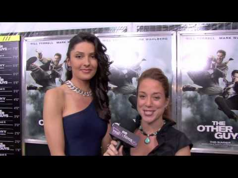 Tess Kartel, The Other Guys Movie Premiere NYC, RealTVfilms