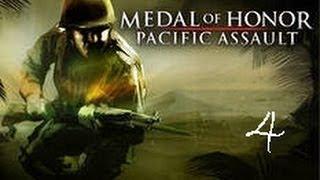 Прохождение Medal of Honor: Pacific Assault Часть 4
