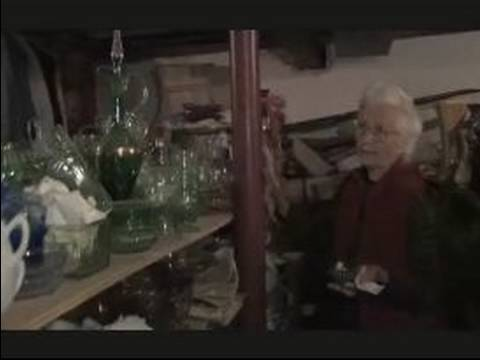 Antiques: Collecting Antique Glassware : How to Identify Depression Glass
