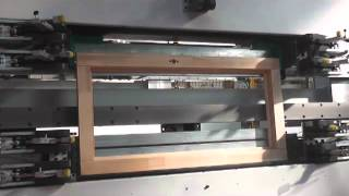 Italpresse U-tronic Cnc Frame Clamp | Scott+sargeant Woodworking Machinery