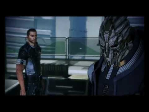 """Смотреть прохождение игры Mass Effect 3. Серия 3: """"Цитадель."""""""