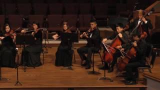 String Ensemble & Changlu Wu- SMA Spread The Music Benefit Concert 2016