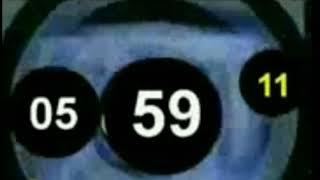 Часы Телеканала СТС (1997-1999)