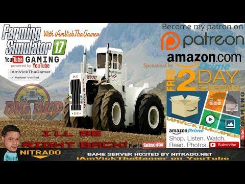{PC} | FS17 Platinum |  Cantabria Infinite Farm | 203/500 Subs | #HitThatSub  #DiscordMe #GoTipMe