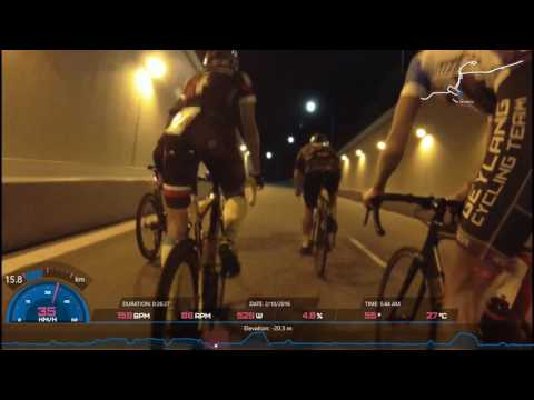 Ascenders Team Video: OCBC Cycle Singapore 2016 Sportive Ride - 02/10/2016 (42km)