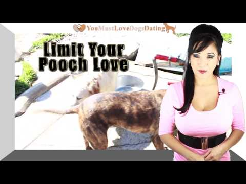 You Must Love Dogs Dating - Dating Tips - Limit Your Pooch Love