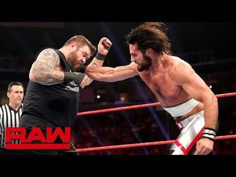 WWE: Seth Rollins is keeping Raw from sinking