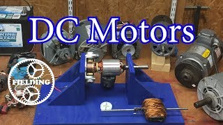 How Motors Work For Beginners (Episode 1): The DC Motor: 032