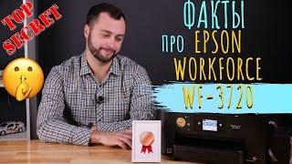 Факты о МФУ Epson WF-3720   Этого вы точно не знали!