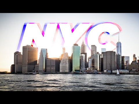 FLYING THROUGH NEW YORK • HELICOPTER RIDE (Sony A7S II & Pilotfly H2) 4K!
