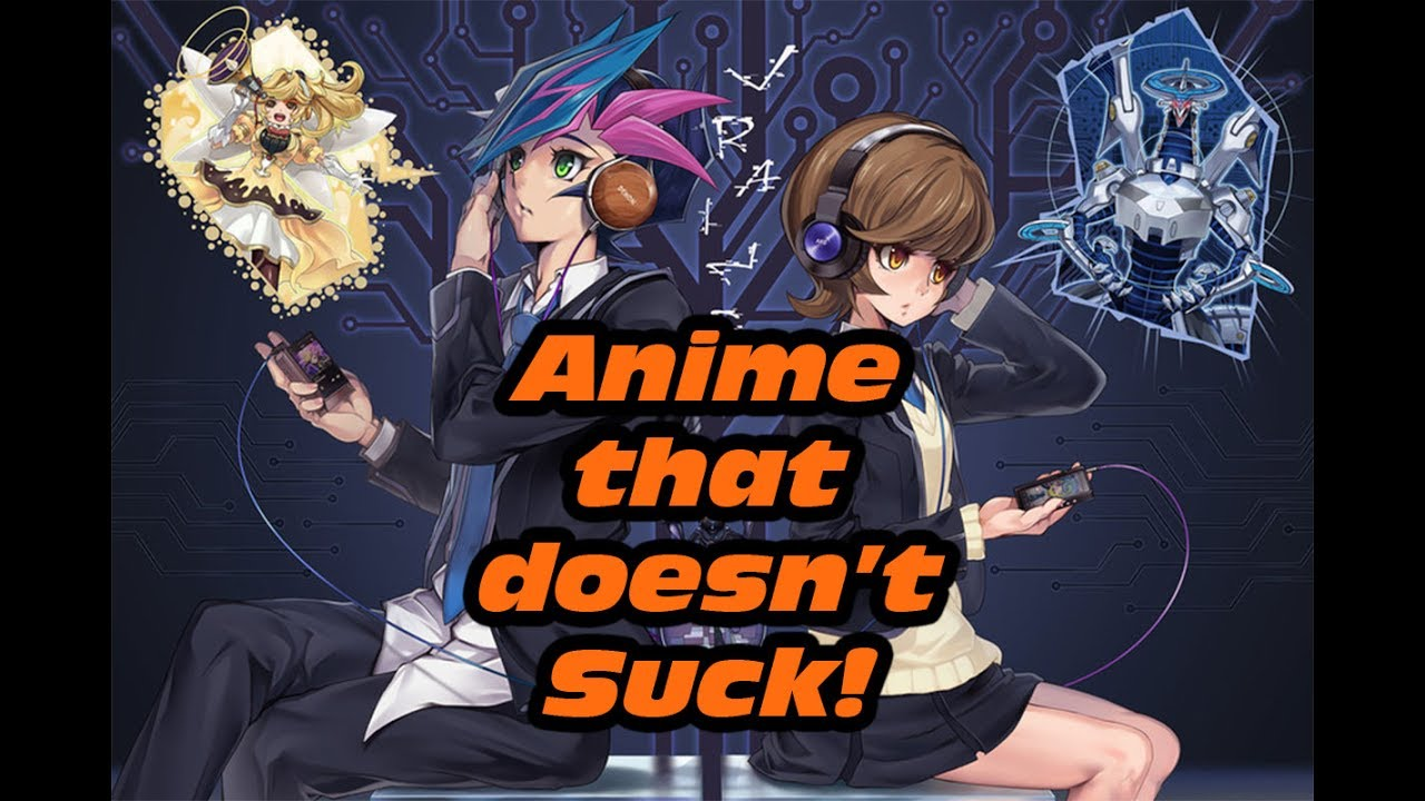 Anime sucks