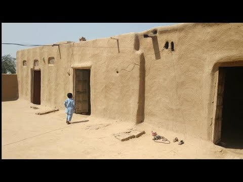 Mitti Ke Ghar || Mud Houses & Pure Village Life In South Punjab Pakistan