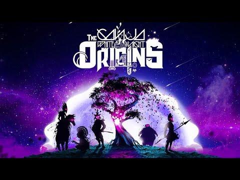 Ganja White Night - The Origins [Promo-Mix]
