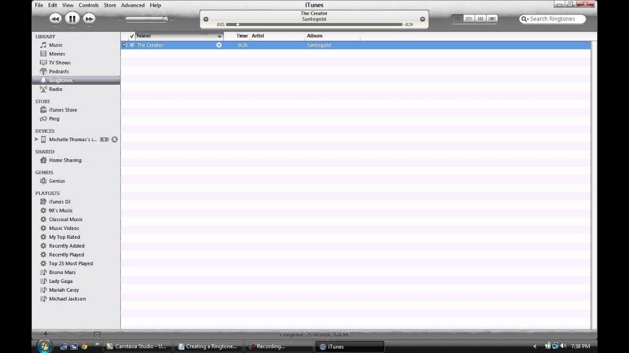 iphone 5 default ringtone free download