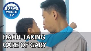 Haoh taking care of Gary [The Return of Superman/2020.05.31]