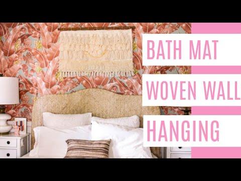 bath-mat-woven-wall-hanging