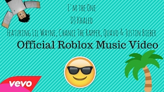 DJ Khaled - I'm the One (Official Roblox Music Video)
