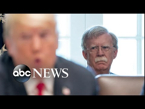 Final day for Trump's defense after John Bolton bombshell l ABC News