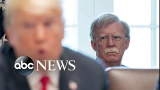 Final day for Trump's defense after John Bolton bombshell