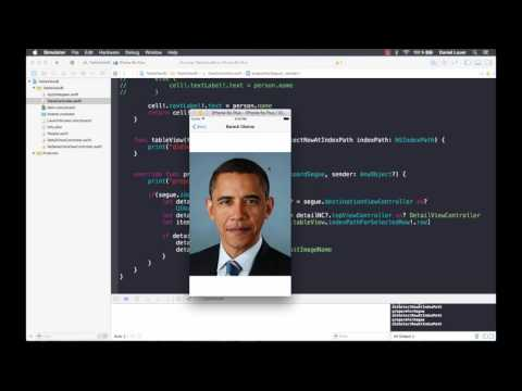 55. UISplitViewController in Interface Builder (iOS Application Development with Swift 2.1)