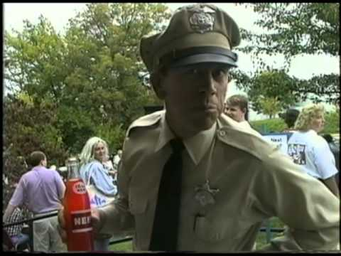 Mayberry Days Festival In Mount Airy, NC