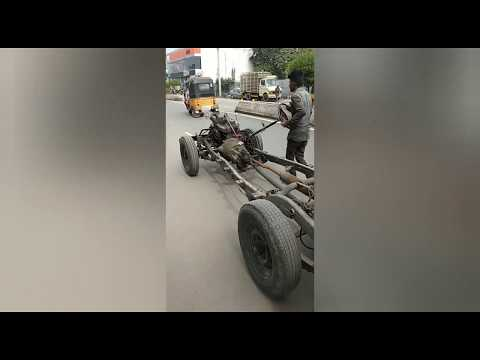 Mahendra Commander 650DI Jeep Modified