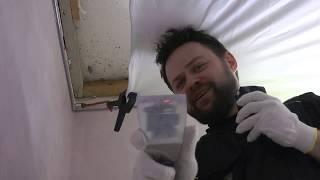 як зробити рейкова стеля у ванній своїми руками