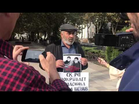 Муртазали Гасангусейнов требует от министра внутренних дел Дагестана уволить Ибрагима Алиева