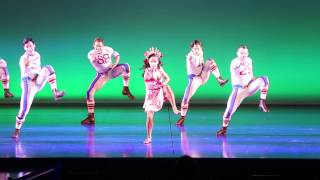 Misty Copeland Performs 'The Miss Turnstiles Ballet' from ON THE TOWN