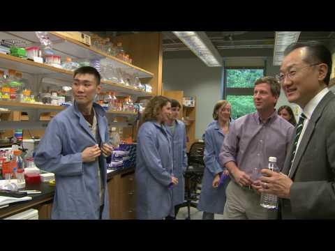 Dartmouth welcomes President Jim Yong Kim