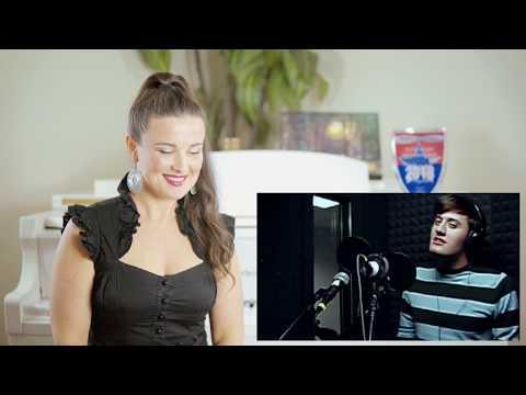 Vocal Coach Reacts to Nick Pitera - A Whole New World (Disney's Aladdin)