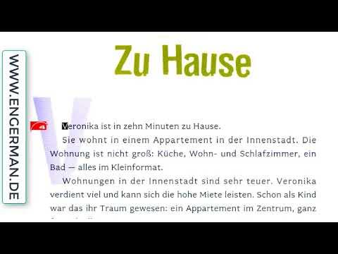 Deutsch lernen mit Geschichten B1-B2 - Deutsch lernen kostenlos
