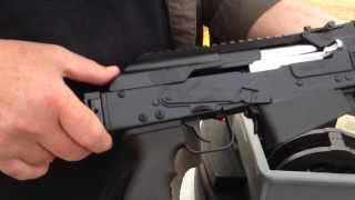 Comparison: Box Fresh SAIGA-12 vs. Lone Star Arms