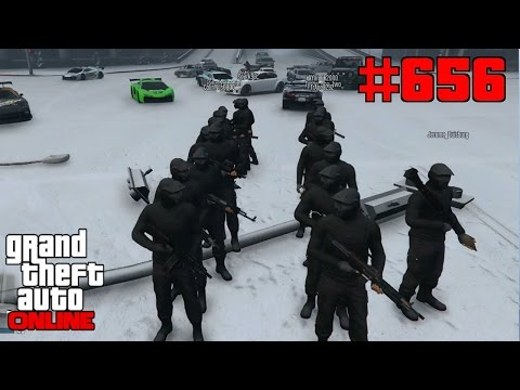GTA 5 Online #656 Eine Einheit [Deutsch] Let´s Play GTA V Online PS4