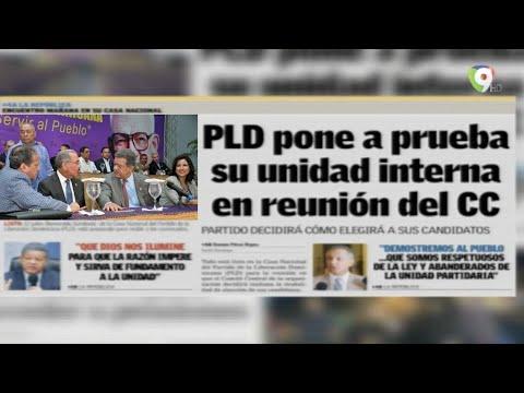 Se caldean los animos en el PLD, Mayoria en el partido pareciera estar en contra de Leonel Fernández