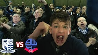 THE MOMENT BOLTON SCORED A 92nd MINUTE WINNER TO ALMOST GUARANTEE PROMOTION