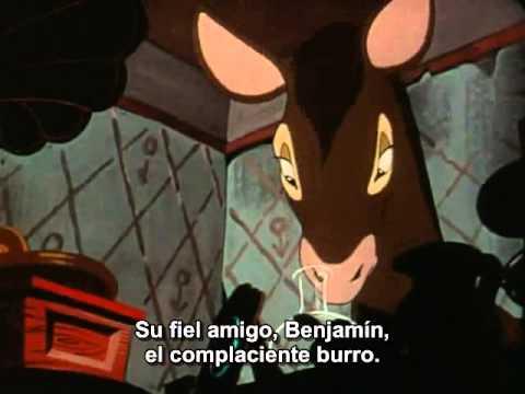 Animal Farm (1954). Trailer. Subtitulado al español.