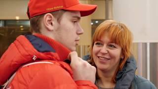 МЧМ-2019. Молодежная сборная России вернулась домой.
