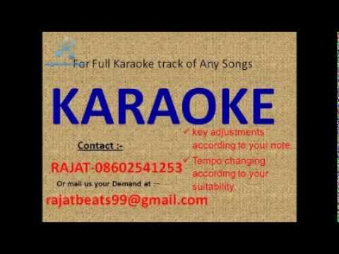 Main Pyaasa Tum Sawan   Lata Mangeshkar,Kishore Kumar Karaoke Track