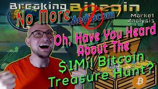 SATOSHI'S TREASURE MARKS OUR RETURN! BREAKING BITCOIN MARKET UPDATE!