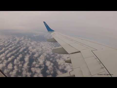Ukraine International flight PS889 (Kiev - Minsk) E190 (no cuts)